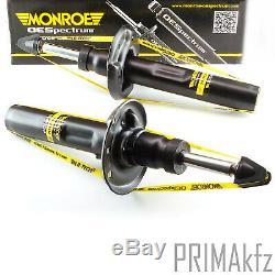 2x Monroe 742242sp Stoßdämpfer Vorne Vw Jetta III IV Passat 3c2 362 365 357