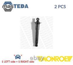 2x Monroe Roar Shock Absorbers Struts Shockers 43013 P New Oe Remplacement