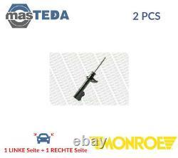 2x Monroe Vorne Stossdampfer Stoßdämpfer 2 Stück Paar 16475 G Neu