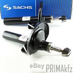 2x Sachs 200 419 Super Touring Stoßdämpfer Vorne Ford Galaxy Vw Sharan Alhambra