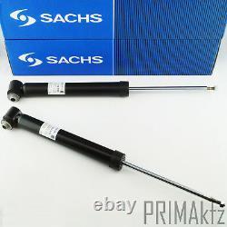 2x Sachs 312 640 Stoßdämpfer Gas Hinten Audi A6 C6 A6 Avant C6