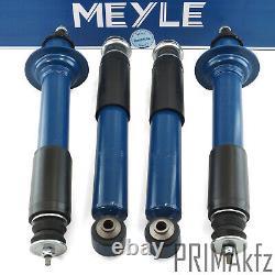 4x Meyle Stoßdämpfer Vorne Hinten Relie Rechts Mercedes M Klasse ML W163