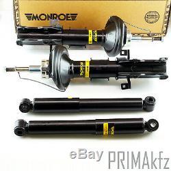 4x Monroe G8403 V5007 Stoßdämpfer Vorne Hinten Mercedes Viano Vito / Mixto W639