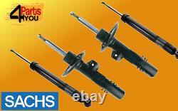4x Sachs Absorbeurs De Choc Set Bmw X3 E83 Kit Amortisseurs Avant + Rear De Haute Qualité