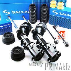5x Sachs Amortisseur Strut Roulement Avant + Febi Chute Liens Mercedes Vito W639