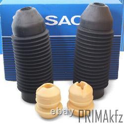 5x Sachs Stoßdämpfer Staubmanschette Domlager Vorne Audi A3 Seat Vw Golf IV Bora