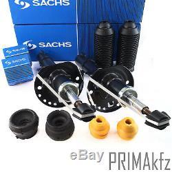 6 Sachs Stoßdämpfer Vorne Staubmanschette Domlager Audi A1 Seat Skoda Vw Polo 6r