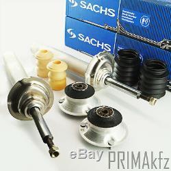6x Sachs 556832 Shock Absorber Strut Mont Tampon Avant Bmw Série 5 Touring E39 +