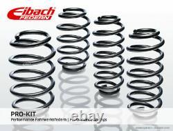 Eibach Prokit Sport Federn 30 MM Tieferlegung Für Audi A4 Avant 8e B6 B7 1,8 2,0