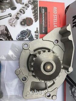 Gates Kp15606xs Kit De Ceinture De Chronométrage De Pompe À Eau
