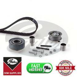 Gates Timing Cam Belt Kitk015559xs Pour Audi Seat Skoda Volkswagen Tensioner