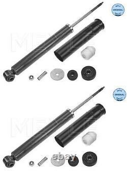 Meyle 0267250026 Stossdämpfer Gas Set +servies Kit Hinterachse Smart Forwo