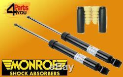 Monroe 2x Arriere Amortisseurs Vw Golf Plus V VI Mk5 Mk6 Tsi Fsi Tdi Sdi 4mot