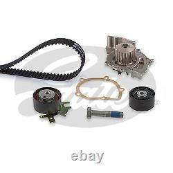 Portes Kp15606xs Timing Pompe Ceinture Et Eau Kit Volvo V50 2.0 Diesel 04-10