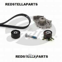 Portes Powergrip Kit + Pompe À Eau Peugeot 307 308 407 508 807 Expert 2.0 Hdi 16v
