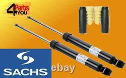Saches 2x Absorbeurs D'amortisseurs Rer Ford Focus II Mk2 Mkii C-max Qualité Des Dampers Cmax