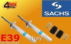 Sachs Absorbeurs Front Amortisseurs Bmw 5 E39 Kit Kit Protection Kit Hight Qualité