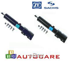 Sachs Avant Paire De Gaz Shock Absorber Strut Pour Ford Transit 85-00