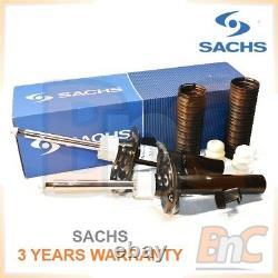 Sachs Heavy Duty Amortisseurs Avant + Kit De Couverture De Poussière Ford Mondeo Mk4