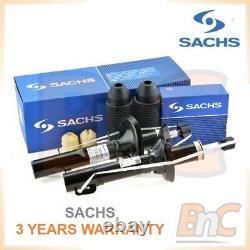 Sachs Heavy Duty Amortisseurs Avant + Kit De Couverture De Poussière Vw New Beetle