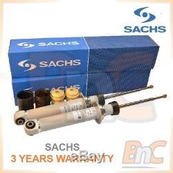 Sachs Heavy Duty Arrière Amortisseurs + Dust Cover Kit Bmw 5 E39 M-tech