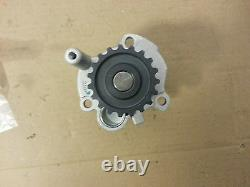 Timing/cam Belt Kit & Water Pump Dodge (chrysler) Journée 2.0 Crd 08-12 Ecd Ece