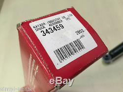 Vauxhall Corsa 1.2 1.0 1.6 Vxr Suspension Arrière Amortisseur Strut, Kyb 343459