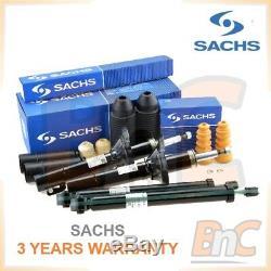 Véritable Sachs Heavy Duty Amortisseurs + Cache Anti-poussière Kit Golf IV Bora Vw