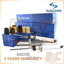 Véritable Sachs Heavy Duty Amortisseurs + Dust Cover Kit Bmw Sedan E60