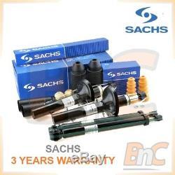 Véritable Sachs Heavy Duty Amortisseurs + Dust Cover Kit Skoda Octavia