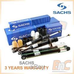 Véritable Sachs Heavy Duty Amortisseurs + Dust Cover Kit Vw Passat B5