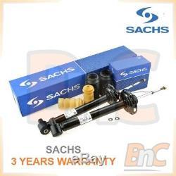 Véritable Sachs Heavy Duty Arrière Amortisseurs + Dust Cover Kit Audi A4 B5